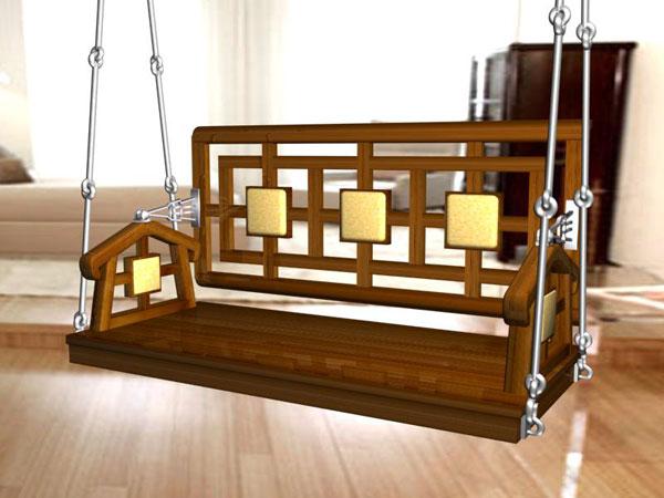 Teakwood Wooden Swings Accessories Indian Wooden Swings